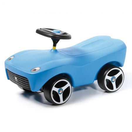 — Brumee Sportee пластик на колесах синий BSPORT-3005U Blue каталка машинка brumee sportee красный от 1 года пластик bsport 1788c red