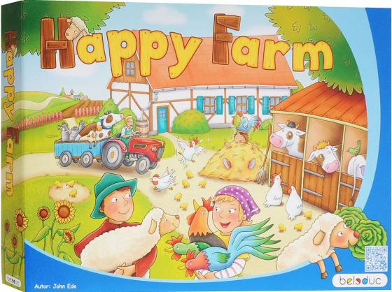 """Развивающая игра """"Веселая ферма"""" beleduc развивающая игра веселая ферма 2"""