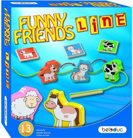 """Развивающая игра """"Веселые друзья"""" beleduc развивающая игра веселая ферма 2"""