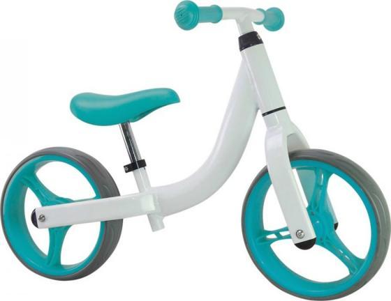 Беговел двухколёсный Happy baby WOGO blue 10,5 синий беговел baby care fivity dt121a ментоловый