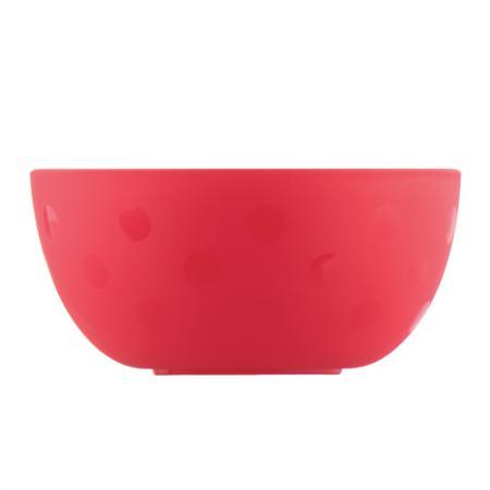 цена Тарелка Lubby Just LUBBY 1 шт от 6 месяцев красный 13974