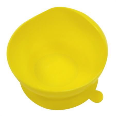 Тарелка Lubby Just LUBBY 1 шт от 6 месяцев желтый 14421 цена в Москве и Питере