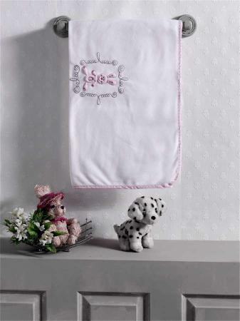 "Плед велсофт ""Rabbitoo"", 100% полиэстер, размер 80*120 см плед seta grand 140х200 см полиэстер дизайн morning mist 18"