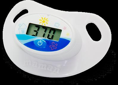 Электронный термометр MAMAN FDTH-V0-5 nevi электронный термометр для ребенка xb 8986