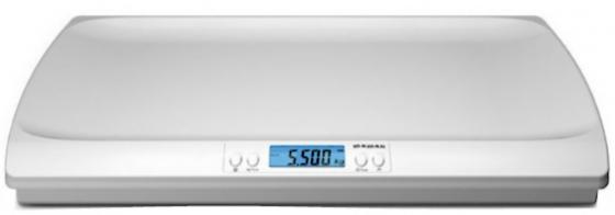 Весы детские Maman SBBC216 серебристый