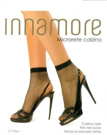 Innamore Носки Microrete Calzino Мелкая Сетка Miele