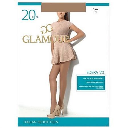 Glamour Колготки Edera 20 Daino, 2 колготки glamour glamour gl302fwgjs11