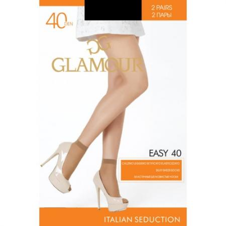 Glamour Носки Easy 40 Cz*2 240 /24 Nero, U/A other glamour 90