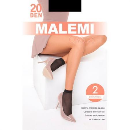 Malemi Носки Женские Oro 20 Nero, U/A oro nero пиджак