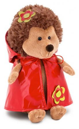 Мягкая игрушка ежик ORANGE Ежинка Колючка Весёлый дождик 20 20 см искусственный мех пластмасса наполнитель цена