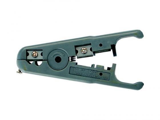 Инструмент NikoMax универсальное устройство для зачистки и обрезки витой пары HT-S501A/HT-501