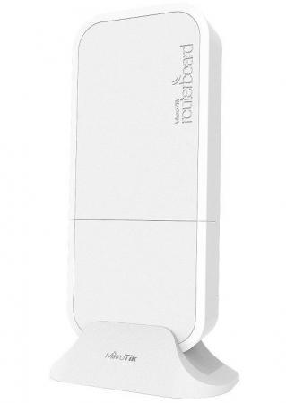 Беспроводной маршрутизатор MikroTik RBwAPR-2nD&R11e-LTE 802.11bgn 100Mbps 2.4 ГГц 1xLAN LAN белый
