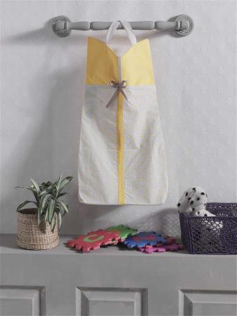 Прикроватная сумка серии Butterfly, 100% хлопок, размер 30*65