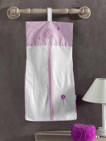 Прикроватная сумка серии Funny Dream, 100% хлопок, размер 30*65