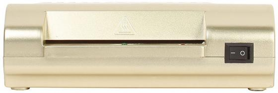 Ламинатор ГЕЛЕОС ЛМ A4-2R, А4, 2х150 (пленка 75-150мкм), 300 мм/мин, 2 вала, пласт. корпус, мах толщина 0,6мм, разжим валов limit switches ba 2r a4