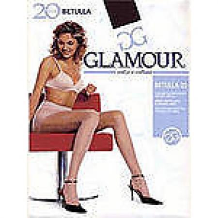 Glamour Колготки BETULLA 20 Nero, 3 glamour колготки betulla 40 nero 5