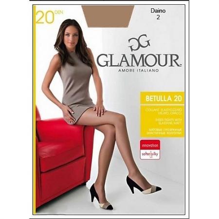 Glamour Колготки Betulla 20 Daino, 2 колготки glamour glamour gl302fwgjs11