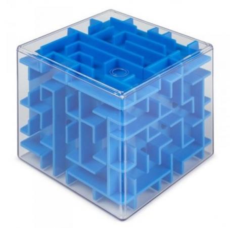 Игра-головоломка Kakadu Лабиринт Куб от 3 лет головоломка mefferts m6620 куб призрак