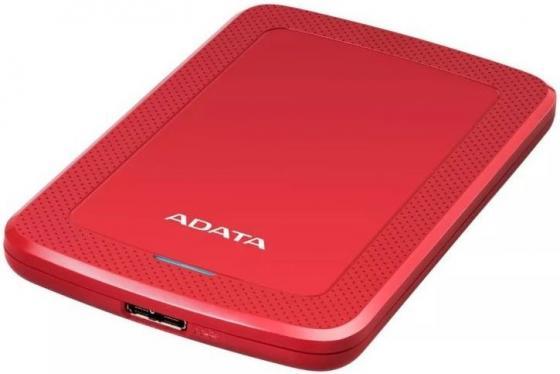 Жесткий диск A-Data USB 3.0 4Tb AHV300-4TU31-CRD HV300 2.5 красный жесткий диск a data usb 3 0 4tb ahd330 4tu31 crd hd330 dashdrive durable 2 5 красный