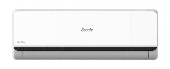 Сплит-система Scoole SC AC SP9 09H белый сплит система scoole sc ac sp9 12h