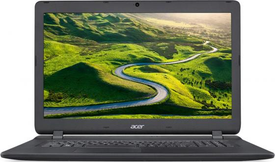 Фото - Ноутбук Acer Aspire ES1-732-C1LN 17.3 1600x900 Intel Celeron-N3350 500 Gb 4Gb Intel HD Graphics 500 черный Windows 10 Home NX.GH4ER.014 ноутбук prestigio smartbook 133s 13 3 1920x1080 intel celeron n3350 32 gb 3gb intel hd graphics 500 коричневый windows 10 home gppsb133s01zfp dg cis