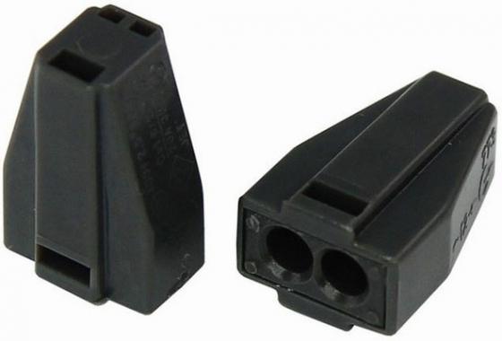 Соединительная клемма с пастой, 2-х проводная до 2,5 мм?, (10шт.) REXANT