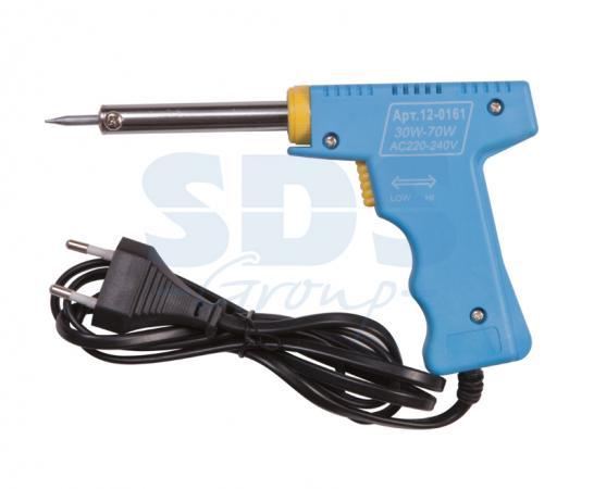 Паяльник импульсный 220V/30-70 Вт PROconnect цена
