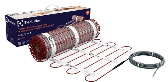 Мат ELECTROLUX EEFM 2-150-10 (комплект теплого пола) цена
