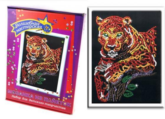 цены на Мозаика из пайеток Леопард  в интернет-магазинах