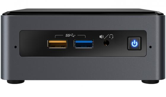Intel NUC BOXNUC7PJYH2, Pentium J5005, 2.8 GHz, DDR4 SODIMM (up to 2400MHz/8Gb), VGA Intel (2xHDMI 2.0), 4xUSB3.0, 1x2.5 HDD, WiFi+BT, SDXC, powercord EU hot sale 1gb ddr pc2700 laptop memory module ram 184 pin sodimm 333mhz memoria for intel amd compatible rams for notebooks