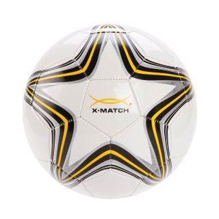 Мяч футбольный X-Match Мяч 21 см мяч футбольный x match 56410 в ассортименте