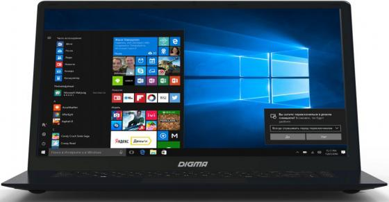 Ноутбук Digma CITI E600 15.6 1920x1080 Intel Atom-x5-Z8350 32 Gb 2Gb Intel HD Graphics 400 черный серебристый Windows 10 Home ES6017EW ноутбук digma citi e202 atom x5 z8350 11 6 4 32 dvd нет intel hd graphics 400 win 10home multi language 64 чёрный