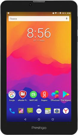 "Планшет Prestigio Wize 3427 3G 7"" 8Gb Dark Gray Wi-Fi Bluetooth 3G Android PMT3427_3G_C_CIS PMT3427_3G_C_CIS планшет ginzzu gt 1000 10 8gb 3g"