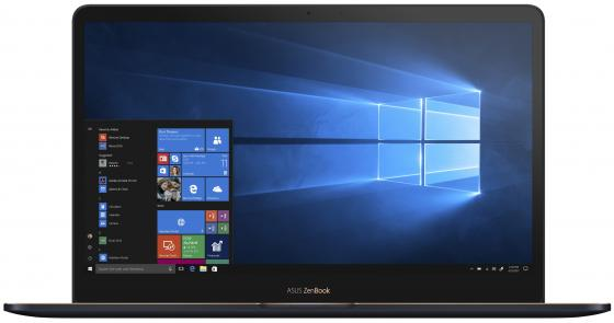 "Ноутбук ASUS Zenbook Pro UX550GE-BN029R 15.6"" 1920x1080 Intel Core i5-8300H 512 Gb 8Gb Bluetooth 5.0 nVidia GeForce GTX 1050Ti 4096 Мб синий Windows 10 Professional 90NB0HW3-M00430"