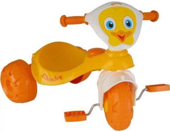 Велосипед трехколёсный Pilsan My Pet желтый 07-132 трехколесный велосипед pilsan my pet bike