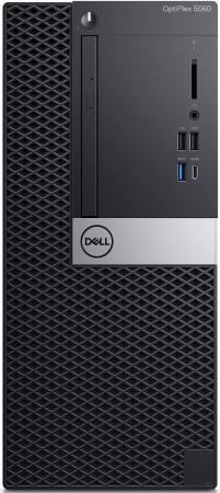 Компьютер DELL Optiplex 5060 MT Intel Core i5 8500 8 Гб SSD 256 Гб Intel UHD Graphics 630 Linux 5060-7625 цена 2017