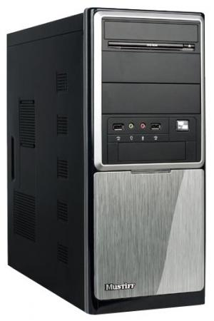 MidiTower QoRi-3337 2*USB2.0, audio, reset, ATX, w/o PSU segotep 800w gp900g full modular atx pc computer power supply gaming psu 12v active pfc sli ready 91