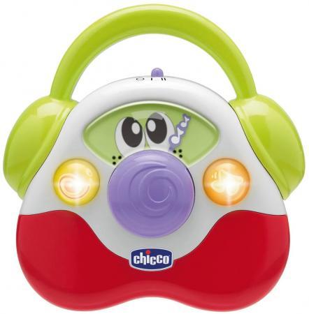 Интерактивная игрушка Chicco Детское Радио 6м+ от 3 лет интерактивная игрушка eclipse toys гусеница магна от 3 лет чёрный mm8930b