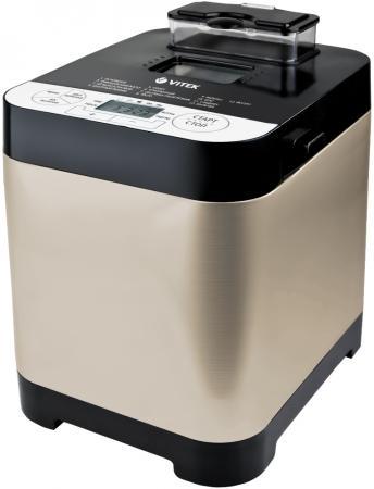1999(ST) Хлебопечь VITEK Мощность 500 вт.Максимальный вес выпечки 750 г