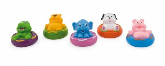 Игрушка для купания для ванны Canpol Зверюшки