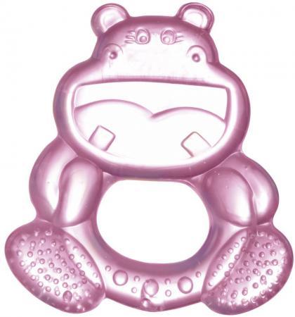 Прорезыватель водный Canpol Улыбка с рождения охлаждающий розовый 2/224