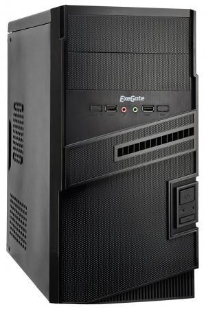 Корпус microATX Exegate BA-112U 500 Вт чёрный EX271463RUS цена