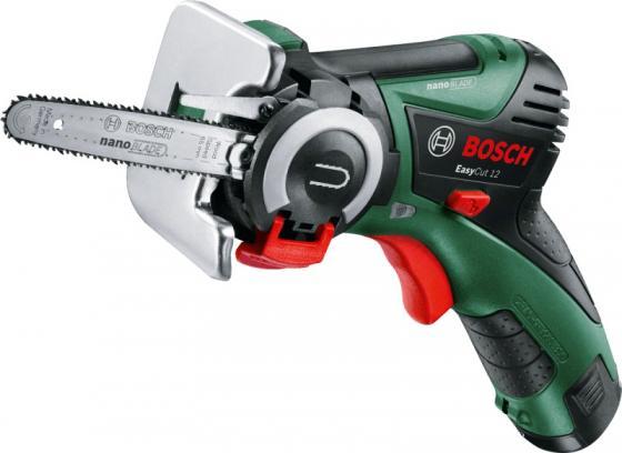 Bosch EasyCut 12 АКК САБЕЛЬНАЯ ПИЛА [06033C9020] { 12 В, 4100 об/мин, 0.9 кг } электрическая пила bosch easycut 50 06033c8020