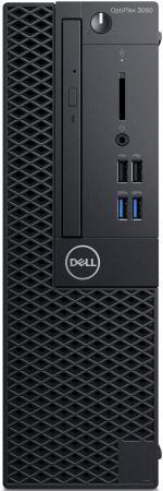 Системный блок DELL Optiplex 3060 SFF Intel Core i3 8100 4 Гб 500 Гб Intel UHD Graphics 630 Windows 10 Pro системный блок dell optiplex 3050 sff intel core i3 7100 4 гб 500 гб windows 10 pro