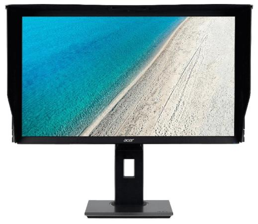 цена на Монитор 27 Acer BM270BMIIPPHUZX черный IPS 3840x2160 400 cd/m^2 4 ms HDMI DisplayPort USB UM.HB0EE.017
