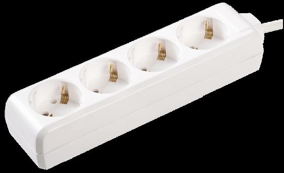 Удлинитель IEK WYP10-16-04-03-Z-N 4 розетки 3 м dc 3 wire npn no 4mm inductive proximity sensor approach switch lj12a3 4 z bx