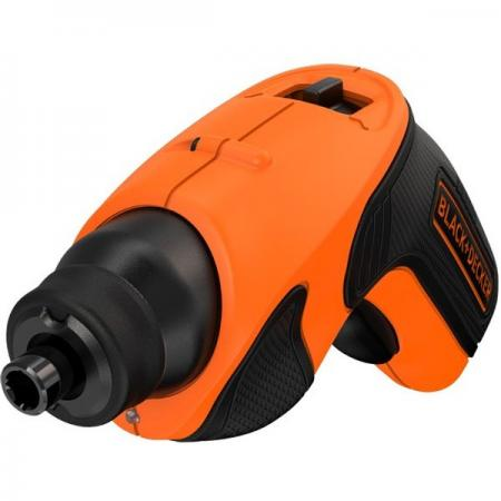 Отвертка Black&Decker CS3651LC-XK