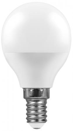 Лампа светодиодная FERON 25801 (9W) 230V E14 2700K, LB-550 лампа feron green de1708