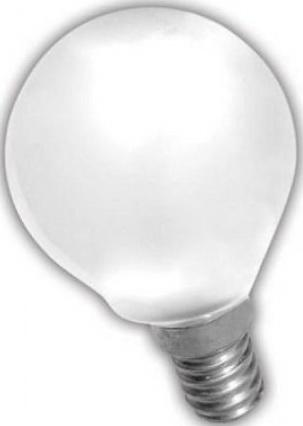 Лампа накаливания OSRAM CLASSIC P FR 60W E14 длина 78 мм Диаметр 45 м лампа накаливания osram classic b cl 60w e27 4008321665973