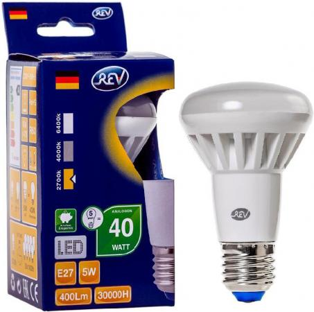 Лампа светодиодная груша Rev ritter 32334 1 E27 5W 2700K 23 rev 30 women
